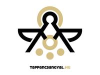 tappancsangyal.hu (paw angel) - logo, 2018