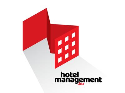 hotelmanagement.hu - logo, 2018