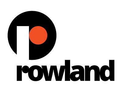Rowland - logo, 2019 logo