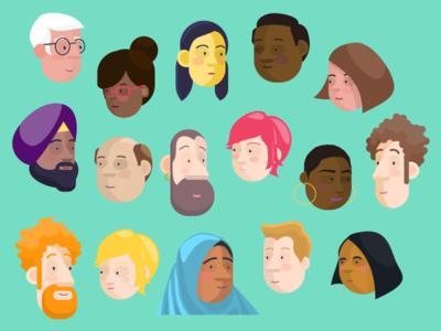 perversity of diversity earthlings diversity sikh muslim glasses old redhead blonde ginger white black