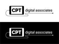 CPT digital associates logo