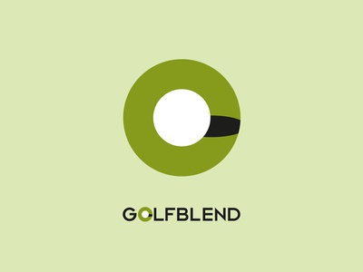 golfblend - logo - Hole in One