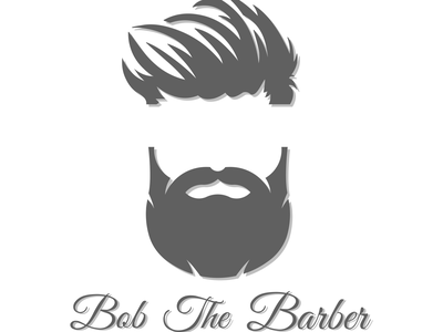 Bob the Barber Logo Design logoconcept daily 100 challenge branding 30daychallenge logo design logochallenge dailylogochallenge