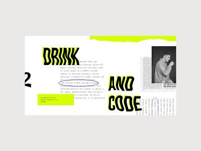 Poster typography ux logo poster ui illustration meetup design