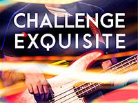 Challenge Exquisite (Cover)