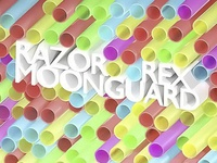 Razor Rex Moonguard (Cover Art)