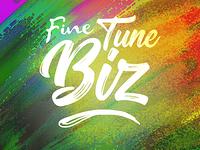 Fine Tune Biz Cover