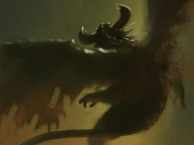 Demon Sketch
