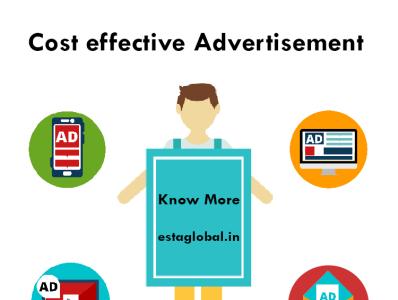 Cost Effective Advertisement. digital marketing company
