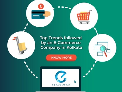 Top trends followed by an eCommerce company in Kolkata ecommerce company in kolkata ecommerce