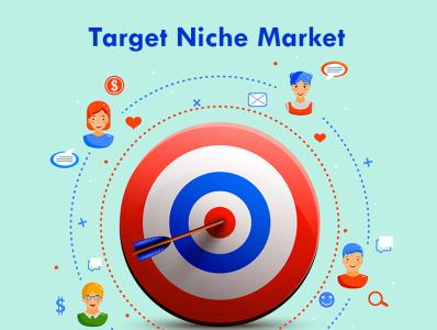 Target Niche Market. digital marketing digital marketing company