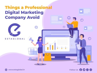 Things a professional digital marketing company avoid digital marketing company digital marketing digital marketing agency