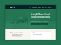 PHP-FIG Website