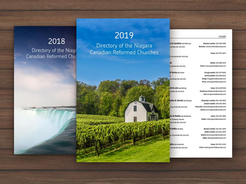 Niagara Church Directory church app church software church management church church directory