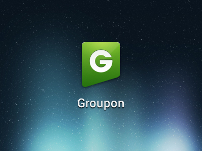 Android Groupon App Icon groupon android green marker