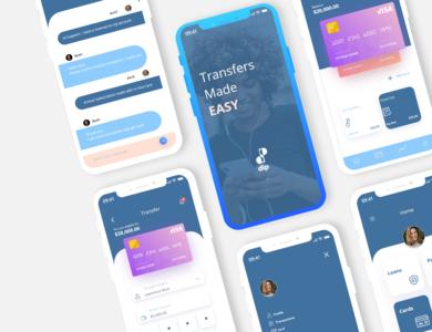 DIP Banking App