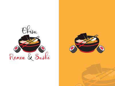 Restaurant Logo illustration icon branding design branding design brand identity brand logo mark logo design logo