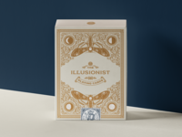 The Illusionist (Playing Cards)