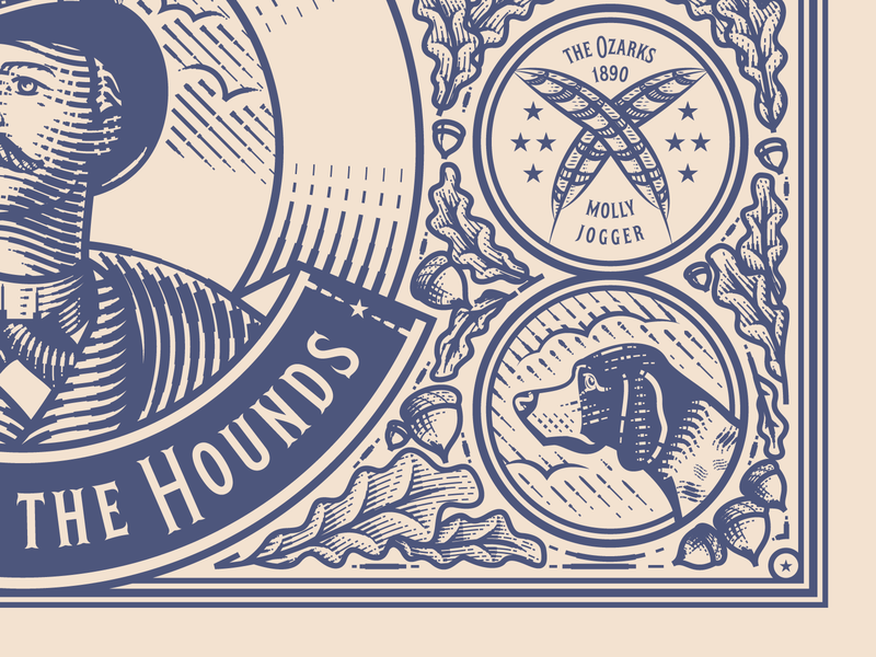 Master of the Hounds Packaging Details