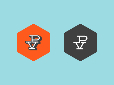 Peter Voth (Identity Badges) badge logo identity brand branding deming losttype