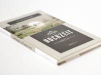 Hochzeit (Bookcover) Printed
