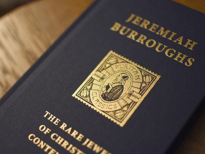 Puritan Classics Box Set (Banner of Truth) book design book graphic design line art illustrator etching engraving logo vector badge illustration peter voth design