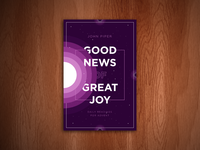 Good News of Great Joy (WIP Bookcover)