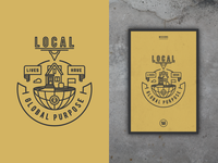 Local Lives Have A Global Purpose (Value Poster Series)