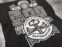 500 Years Of Reformation (Tee)