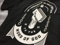 Held Captive To The Word Of God (T-Shirt & Hoodie)