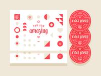 Postcards & Sticker