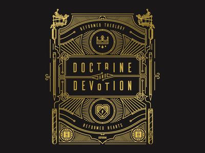 Doctrine & Devotion (Artwork)