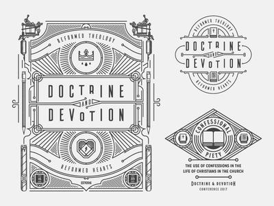 Doctrine & Devotion (Branding)