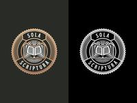 Sola Scriptura (Inverted)