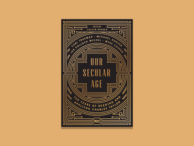 Our Secular Age (Bookcover) II