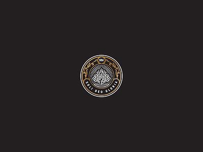 Soli Deo Gloria illustration badge