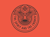 The Spirit And The Church (Main Logo)