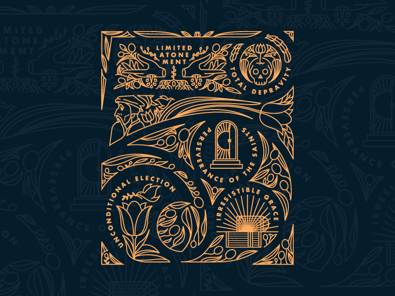 TULIP vector illustration