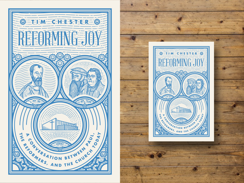 Reforming Joy engraving book design illustration