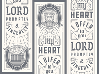 John Calvin Bookmark