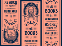 J.C. Ryle Bookmark