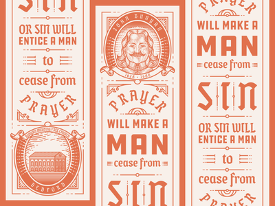John Bunyan Bookmark