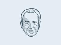 John MacArthur (Line Engraving Portrait)