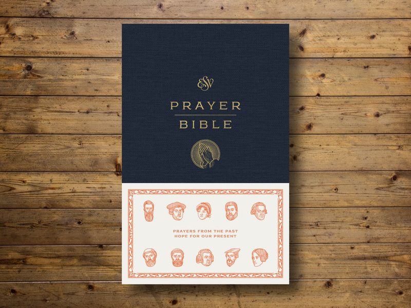 ESV Prayer Bible (Cover)