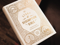 ESV Story of Redemption Bible (Detailed Shots)