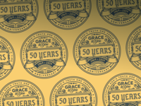 Grace to You – 50 Years Seal