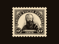 Maximilian Kolbe Stamp