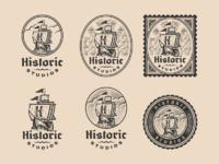 Historic studios 1