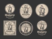 Historic studios 3