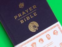 ESV Prayer Bible (Cover Details)
